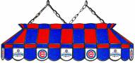 """Chicago Cubs 40"""" Stained Glass Pool Table Light"""