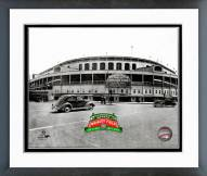 Chicago Cubs Wrigley Field 100th Anniversary Framed Photo