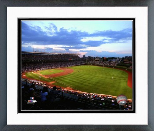 Chicago Cubs Wrigley Field Framed Photo