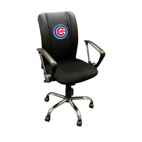 Chicago Cubs XZipit Curve Desk Chair