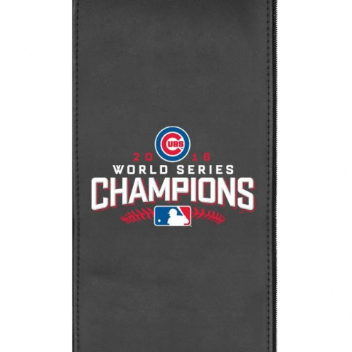 Chicago Cubs XZipit Furniture Panel with World Series Logo