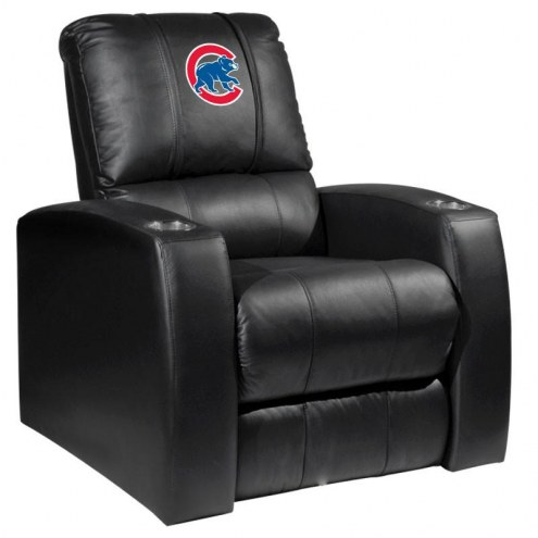 Chicago Cubs XZipit Relax Recliner with Secondary Logo