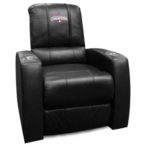 Chicago Cubs XZipit Relax Recliner with World Series Logo
