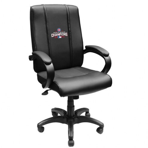 Chicago Cubs XZipit Office Chair 1000 with World Series Logo
