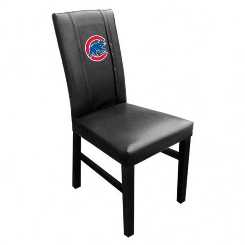 Chicago Cubs XZipit Side Chair 2000 with Secondary Logo