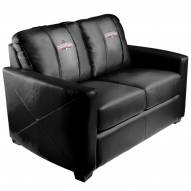 Chicago Cubs XZipit Silver Loveseat with World Series Logo