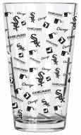 Chicago White Sox 16 oz. All Over Print Pint Glass