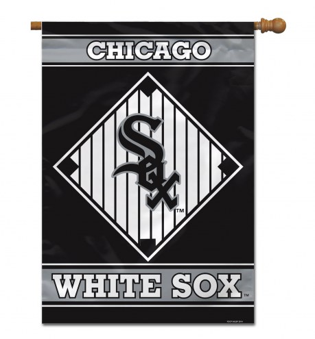 "Chicago White Sox 28"" x 40"" Banner"
