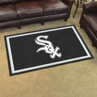Chicago White Sox 4' x 6' Area Rug