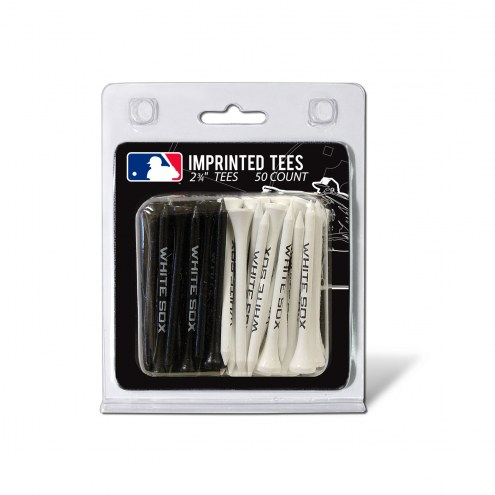 Chicago White Sox 50 Golf Tee Pack