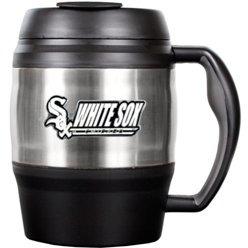 Chicago White Sox 52 Oz. Stainless Steel Macho Travel Mug