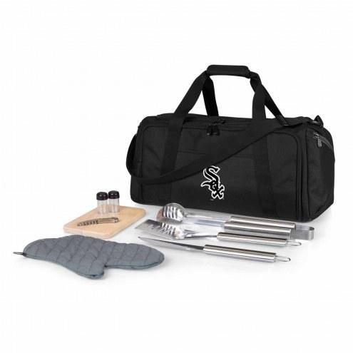 Chicago White Sox BBQ Kit Cooler