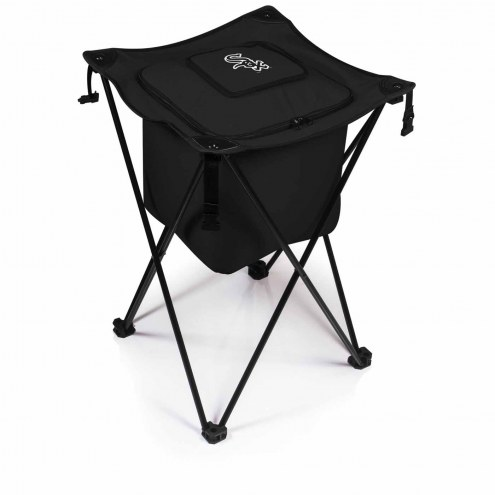 Chicago White Sox Black Sidekick Portable Cooler