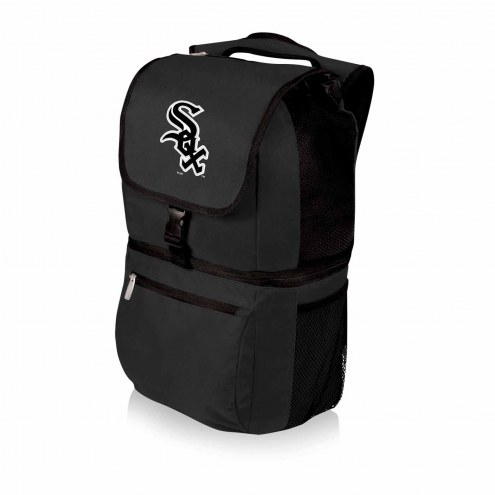 Chicago White Sox Black Zuma Cooler Backpack