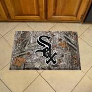 Chicago White Sox Camo Scraper Door Mat