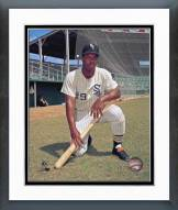 Chicago White Sox Carlos May Posed Framed Photo