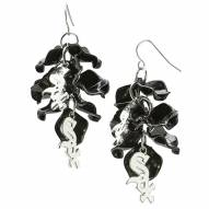 Chicago White Sox Celebration Dangle Earrings