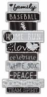 Chicago White Sox Celebrations Stack Sign