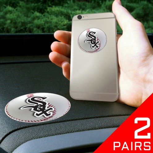 Chicago White Sox Cell Phone Grips - 2 Pack