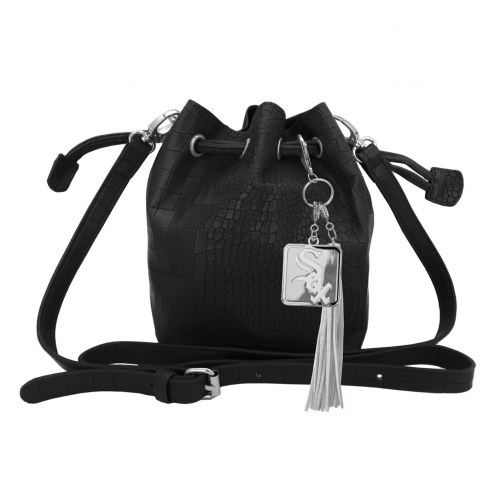Chicago White Sox Charming Mini Bucket Bag