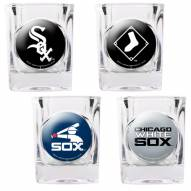 Chicago White Sox Collector's Shot Glass Set