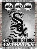 Chicago White Sox Commemorative Throw Blanket