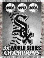 Chicago White Sox Commemorative Throw Blanket
