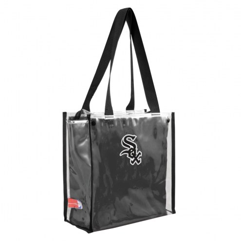 Chicago White Sox Convertible Clear Tote