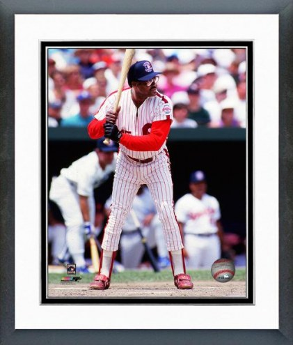 Chicago White Sox Dick Allen Action Framed Photo
