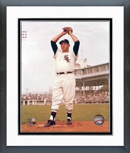 Chicago White Sox Early Wynn Posed Framed Photo