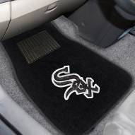 Chicago White Sox Embroidered Car Mats
