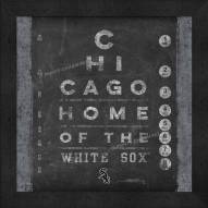 Chicago White Sox Eye Chart