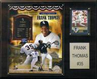 "Chicago White Sox Frank Thomas 12"" x 15"" Player Plaque"