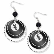 Chicago White Sox Game Day Earrings