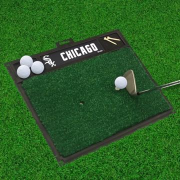 Chicago White Sox Golf Hitting Mat