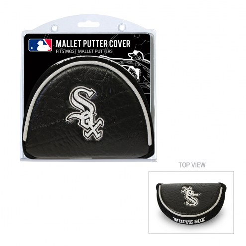 Chicago White Sox Golf Mallet Putter Cover
