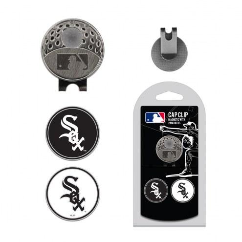 Chicago White Sox Hat Clip & Marker Set