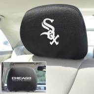 Chicago White Sox Headrest Covers