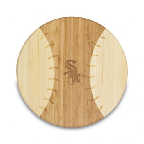 Chicago White Sox Homerun Cutting Board