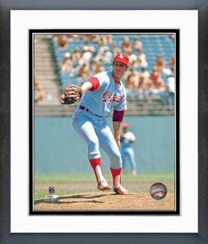 Chicago White Sox Jim Kaat Action Framed Photo