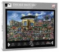 Chicago White Sox Joe Journeyman Puzzle
