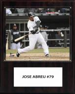 "Chicago White Sox Jose Abreu 12"" x 15"" Player Plaque"