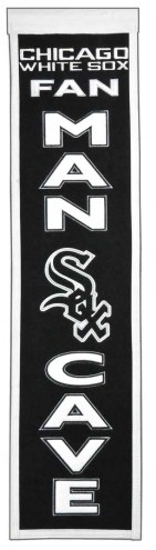 Chicago White Sox Man Cave Banner