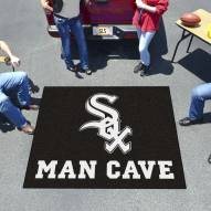 Chicago White Sox Man Cave Tailgate Mat