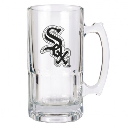 Chicago White Sox MLB 1 Liter Glass Macho Mug