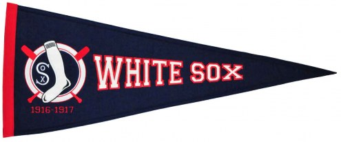 Chicago White Sox MLB Cooperstown Pennant