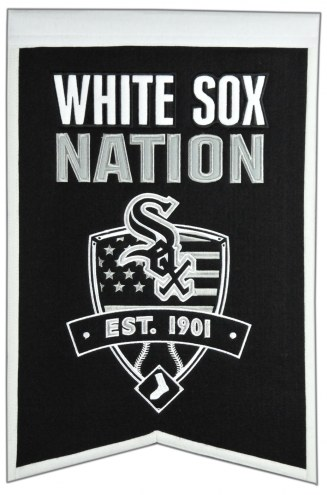Chicago White Sox Nations Banner