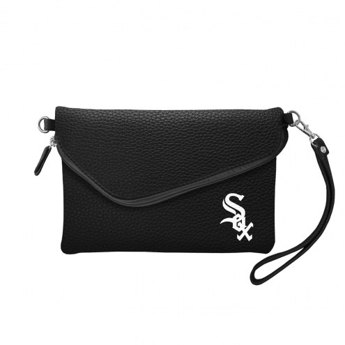 Chicago White Sox Pebble Fold Over Purse
