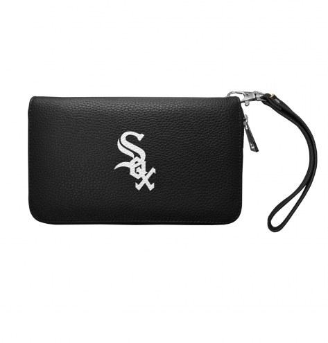 Chicago White Sox Pebble Organizer Wallet