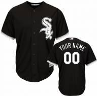 Chicago White Sox Personalized Replica Black Alternate Baseball Jersey